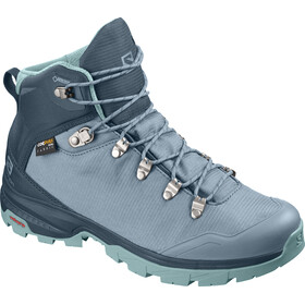 Salomon Outback 500 GTX Chaussures Femme, bluestone/reflecting pond/nile blue